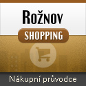 Rožnov shopping