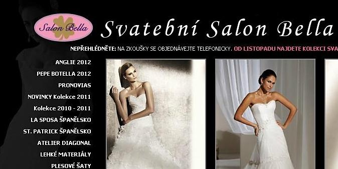 Svatební salon BELLA  d34a08b7d6c